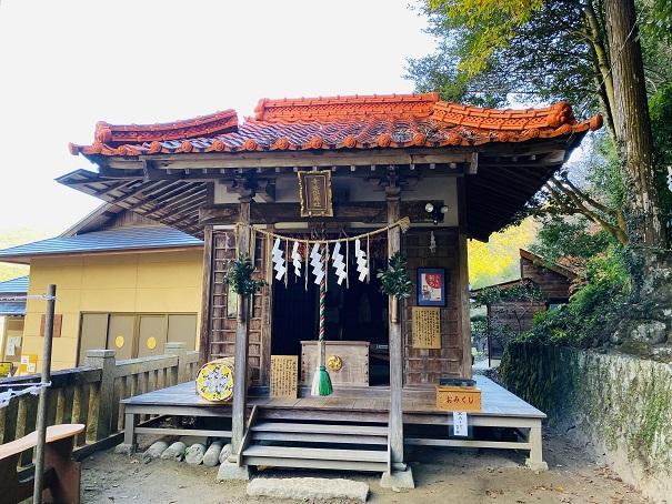 岩部八幡神社 素婆倶羅神社