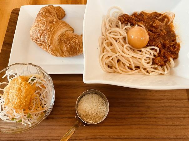キッチンかぷりす ミートスパゲティ