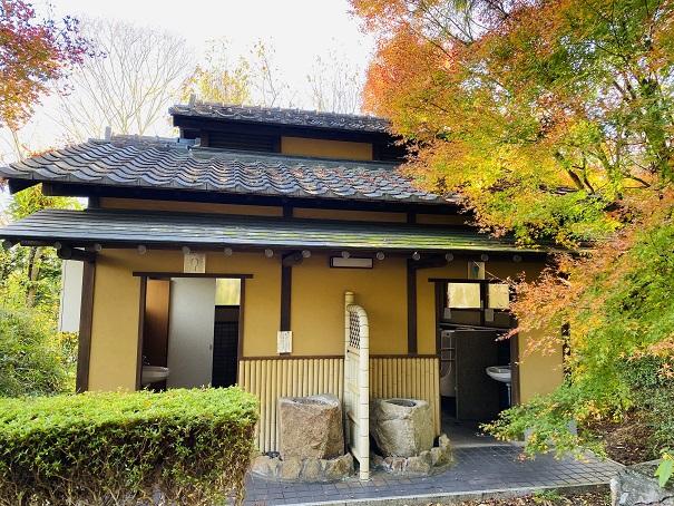 神野寺 トイレ