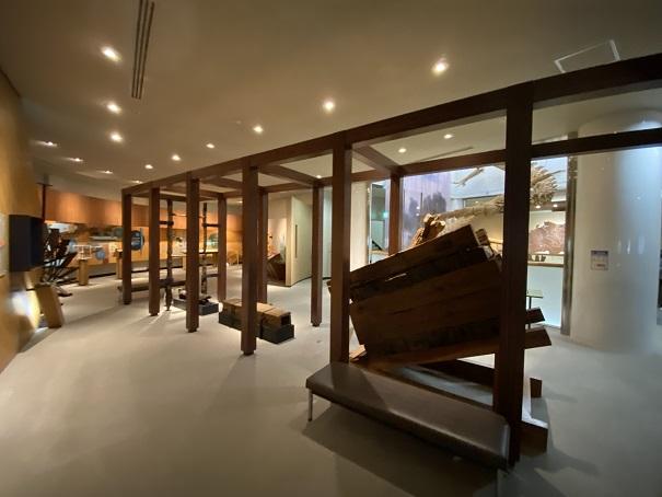 香川用水記念公園水の資料館2階3