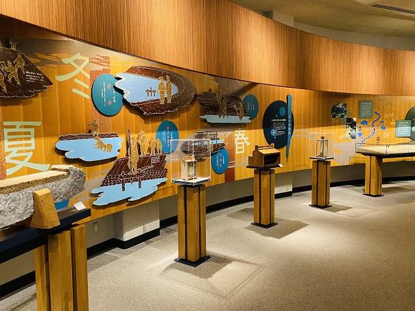香川用水記念公園 水の資料館2階2