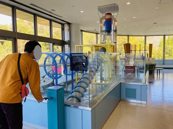 香川用水記念公園 水の体験コーナー