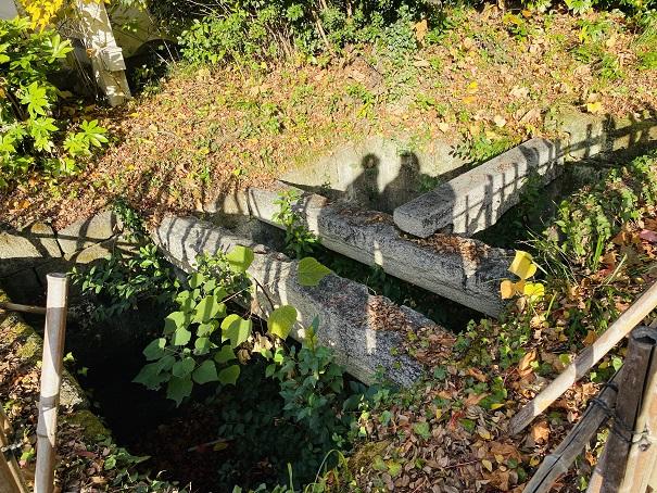 岡山城 穴蔵