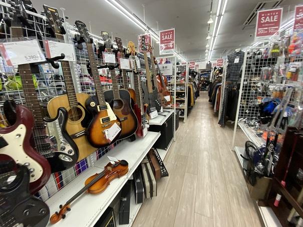 セカンドストリートフレスポ高松店ギター