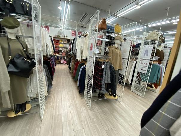 セカンドストリートフレスポ高松店ファッション