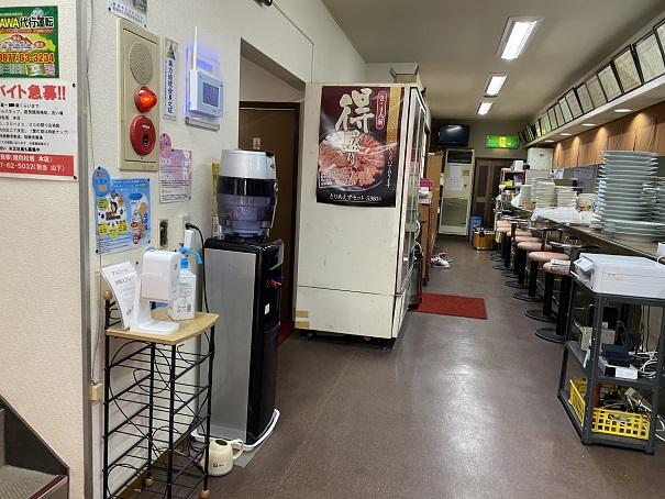 焼肉松坂 店内1