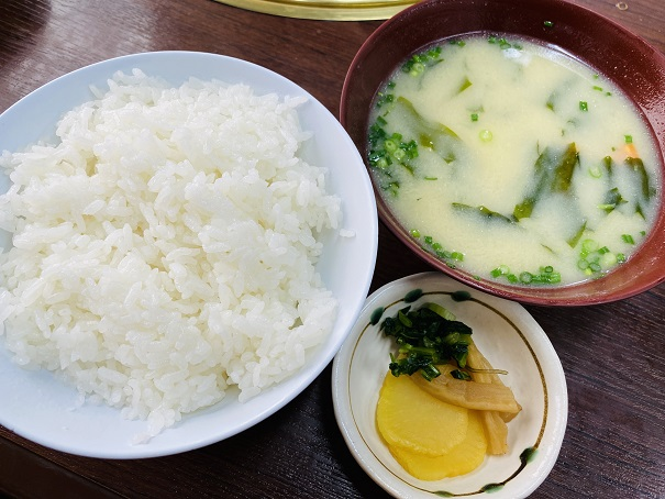 焼肉松坂本店 ランチセット