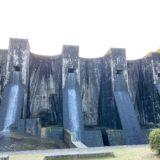 豊稔池堰提 日本最古 石積式マルチプルアーチダム 観音寺市