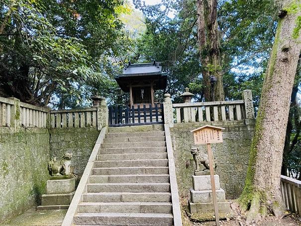 真須賀神社金比羅宮