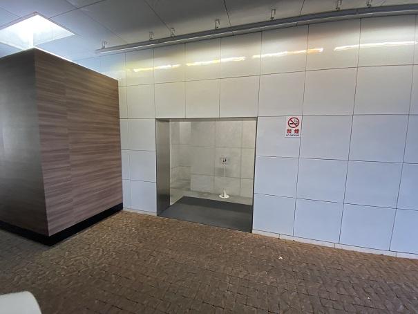 資生堂パーラー神椿トイレ