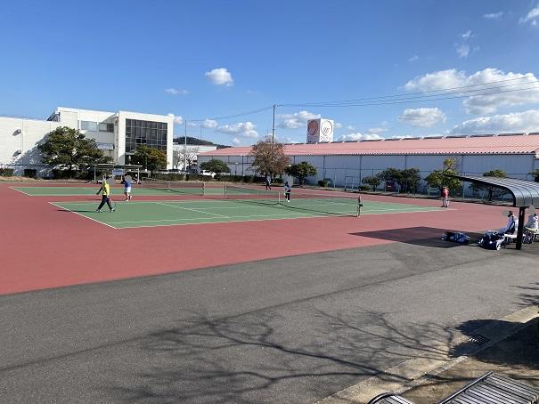 宇多津3号公園テニスコート