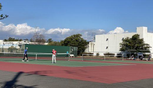 宇多津3号公園テニスコート 料金は無料で壁打ちもできる 宇多津町