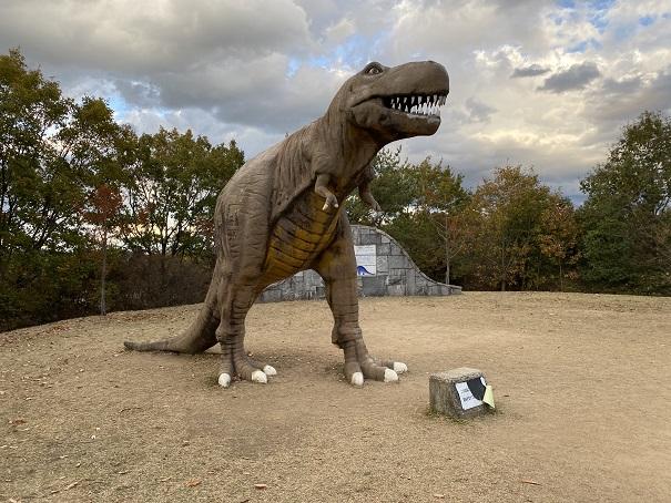 太古の森 ティラノサウルス