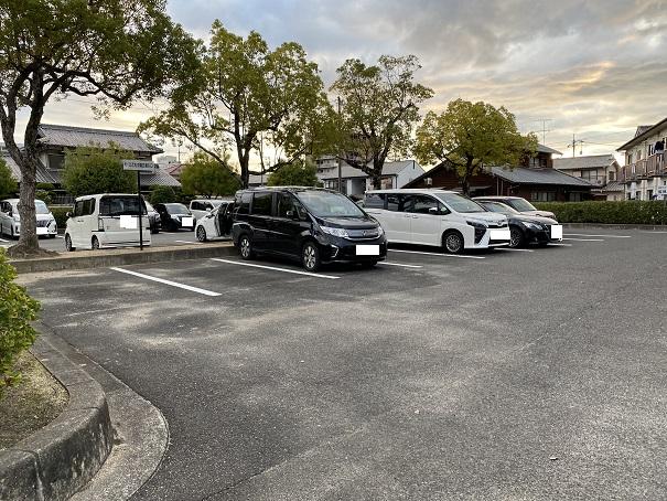 こどもの森 駐車場1