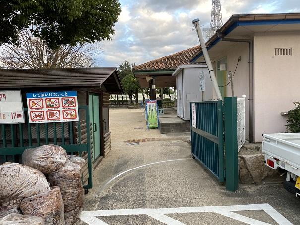 こどもの森 入口2