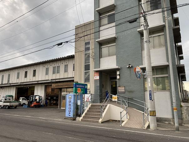 観音寺魚市場