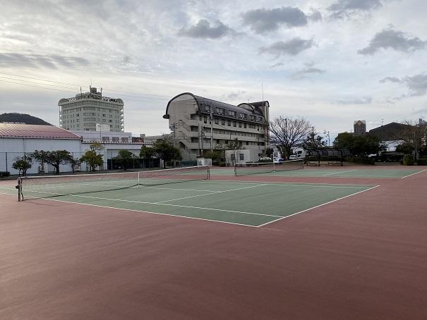 宇多津テニス公園