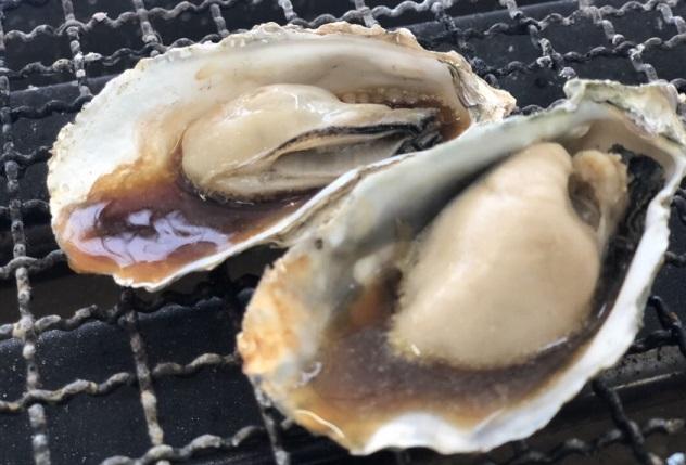 オイスタロー観音寺店牡蠣料理