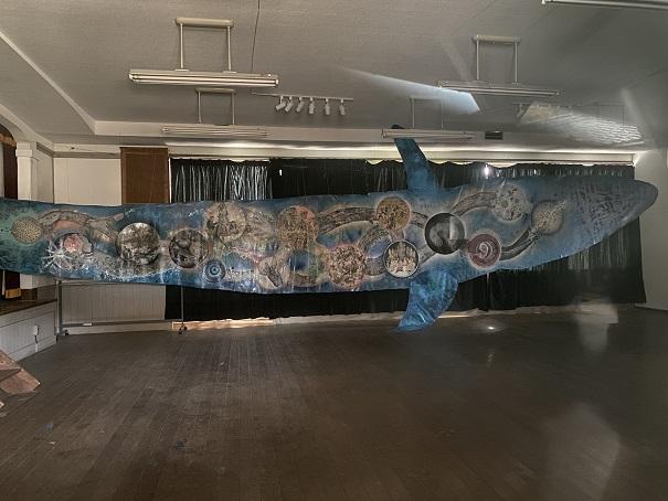 粟島芸術家村 クジラ