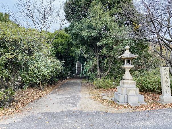 馬城八幡神社