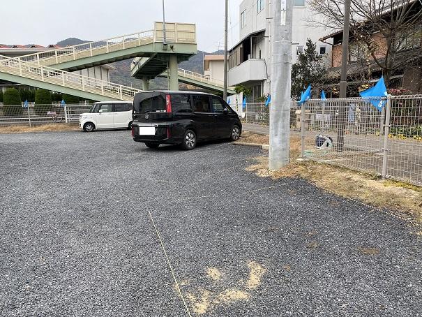 トレインワールド 駐車場