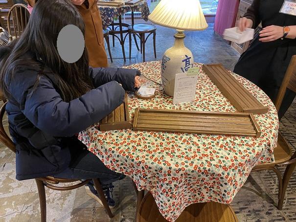 凸凹堂倉敷 手作りアクセサリー体験