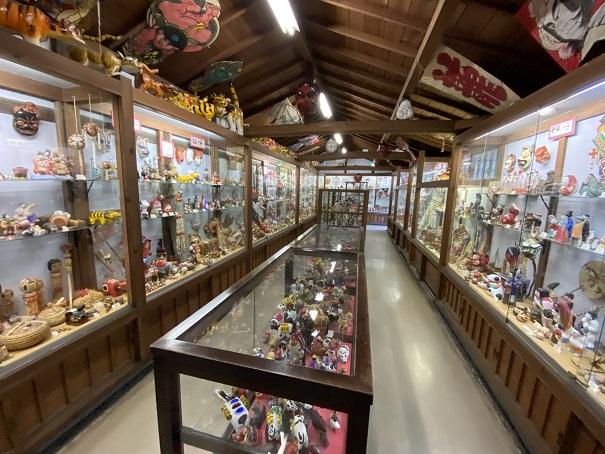 日本郷土玩具 第1室