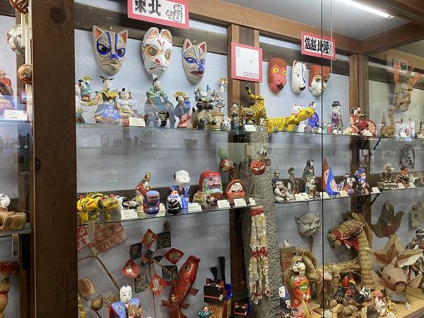 日本郷土玩具 東北