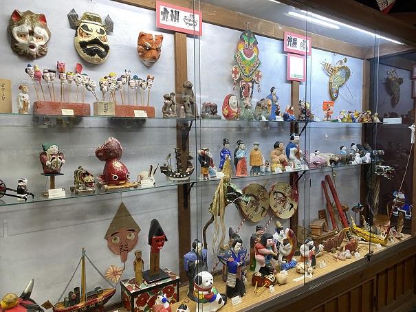 日本郷土玩具 第1室 九州