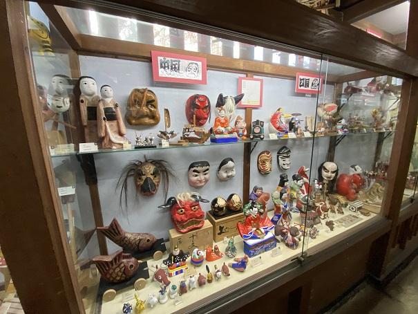 日本郷土玩具館 第1室 中国
