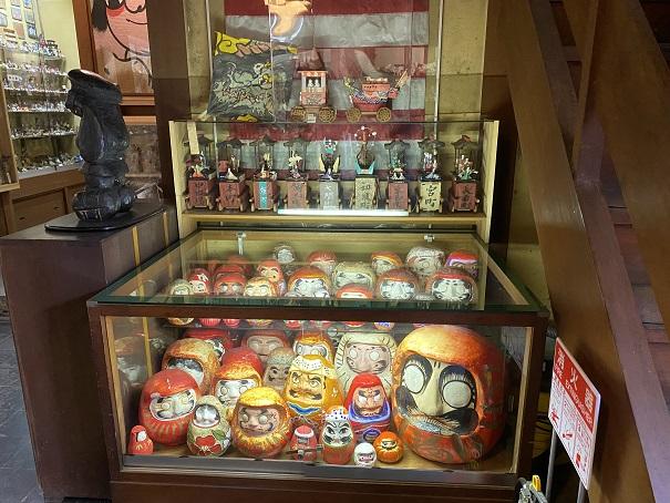 日本郷土玩具館 だるま2
