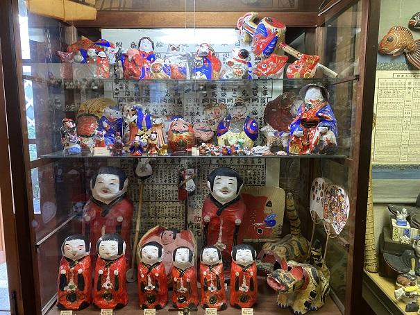 日本郷土玩具館 張り子