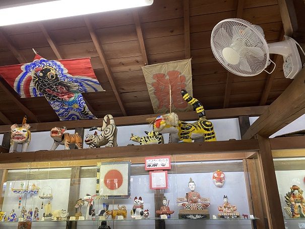 日本郷土玩具館 タコ
