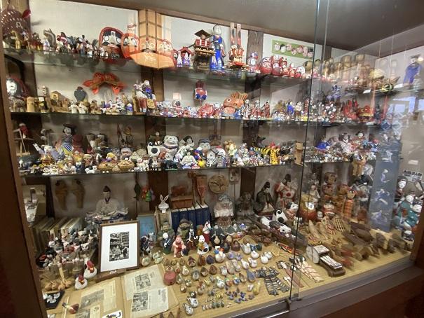 日本郷土玩具館 第2室