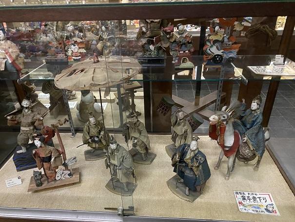 日本郷土玩具館 雛1