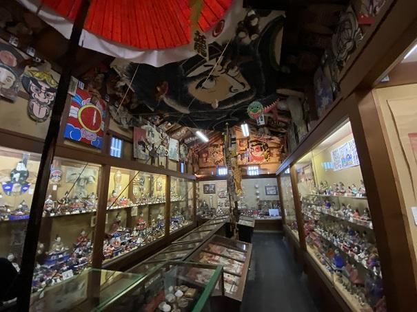 日本郷土玩具館 第4室