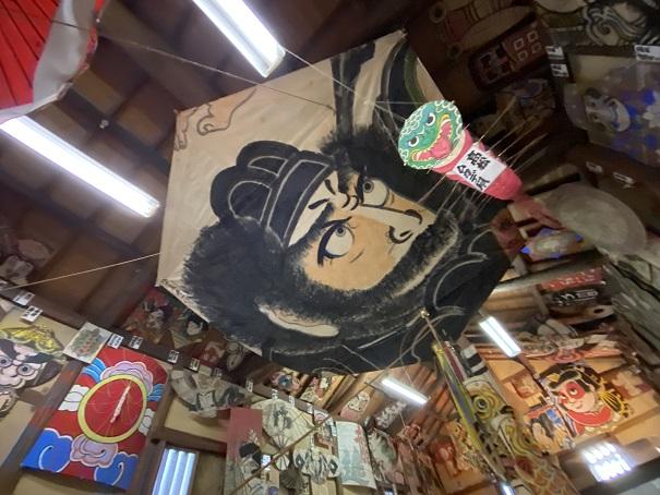 日本郷土玩具館 凧2