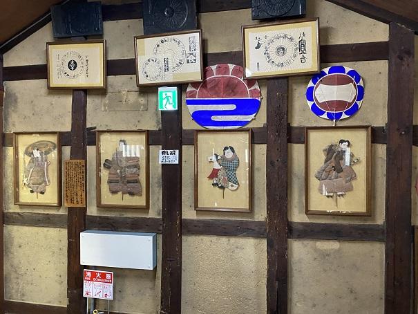 日本郷土玩具館 羽子板2