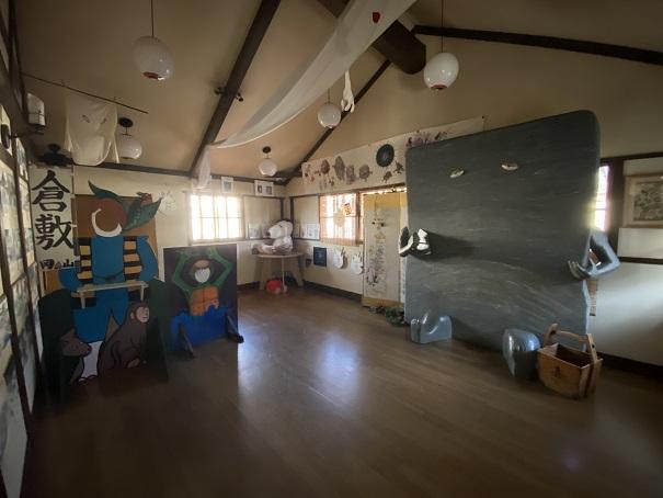 鬼太郎妖怪館 ぬりかべの部屋