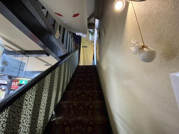 鬼太郎妖怪館 階段