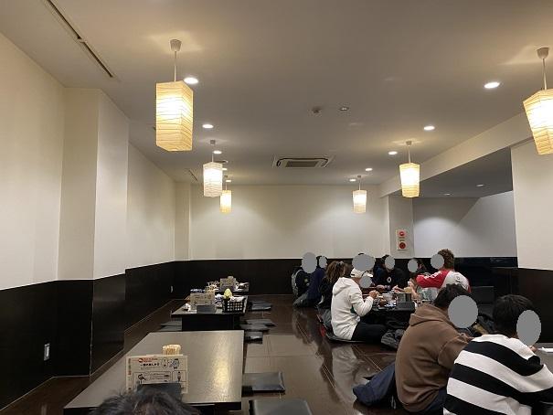 一鶴中府店 店内3