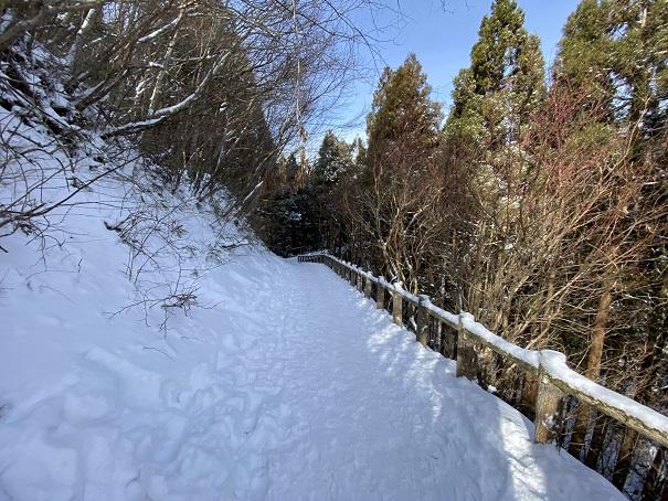 石鎚スキー場 初級ゲレンデ