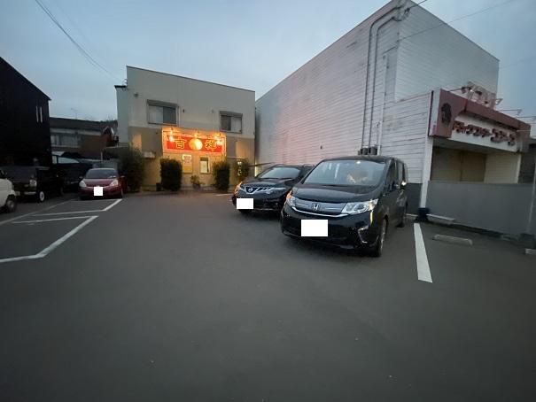 吉祥 駐車場