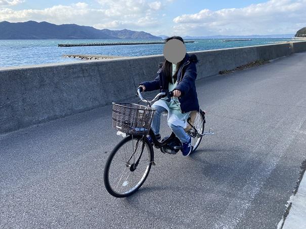 本島 レンタサイクル