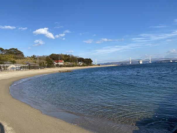 本島 泊海水浴場