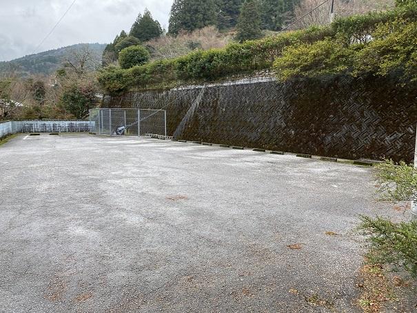 杉の大杉 駐車場2