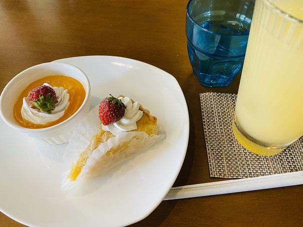 瀬し香 デザート2