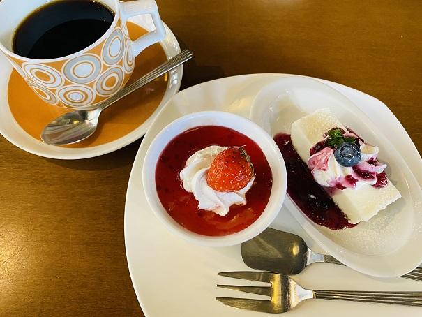 瀬し香 デザート1