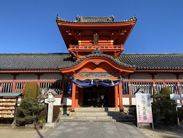 伊佐爾波神社 拝社