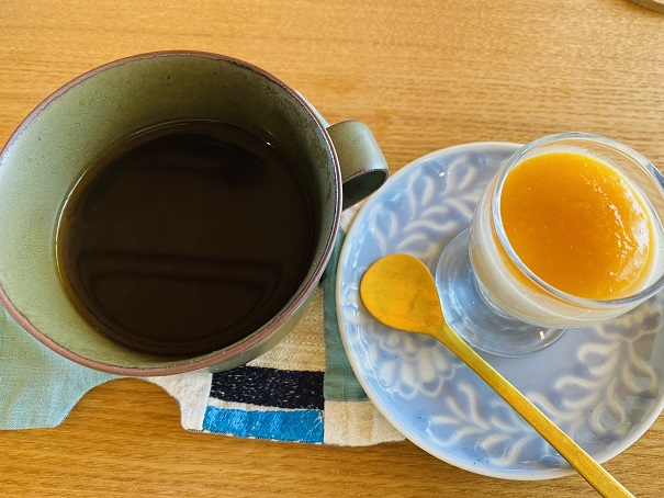 はるくもsun.デザートとコーヒー